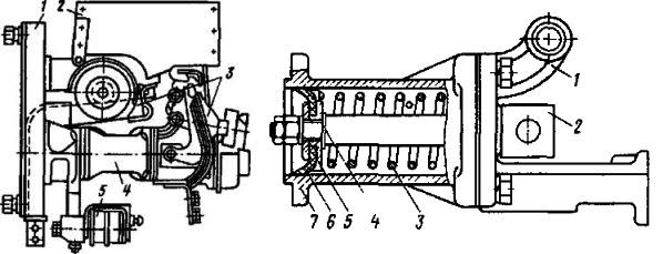 Устройство контактора ПК-753 Б
